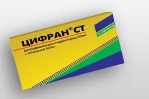 Цифран СТ таблетки