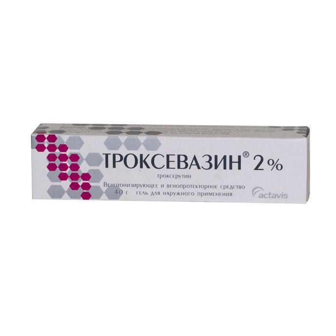 Троксевазин таблетки - описание препарата, действующие вещество, дозировка, противопоказания и отзывы
