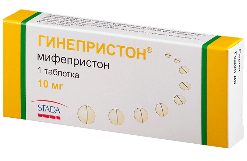 Препарат ГИНЕПРИСТОН