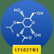Структурная формула Лизобакта