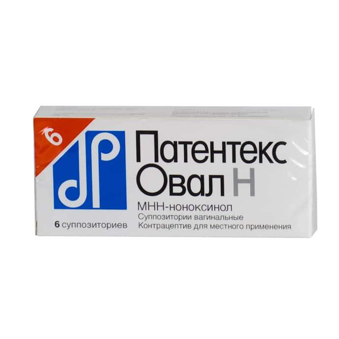 Фарматекс или Патентекс Овал Н