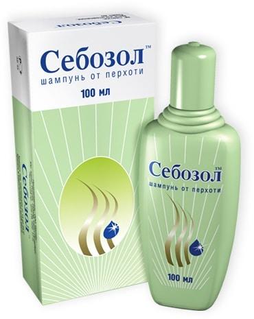 Шампунь Себозол
