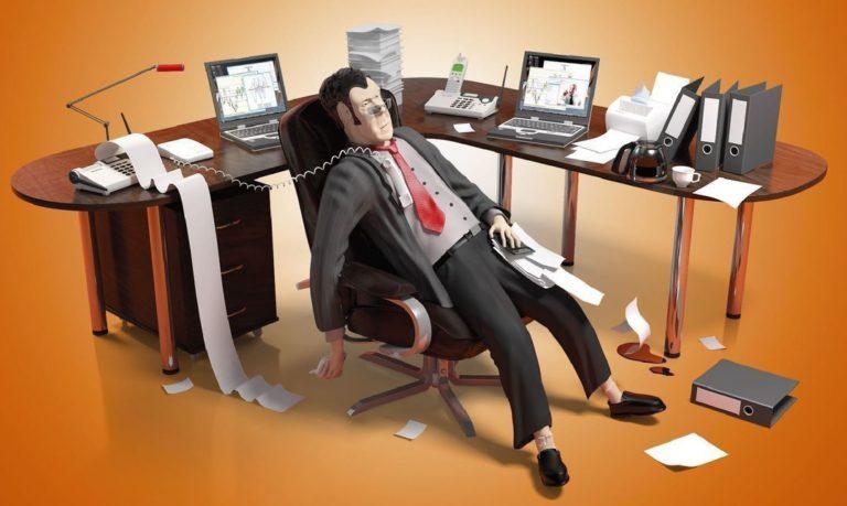 Синдром менеджера — как не выпасть из обоймы