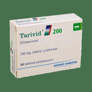 Таривид 200 (Офлоксацин)