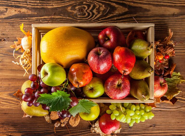 Овощи и фрукты при сахарном диабете