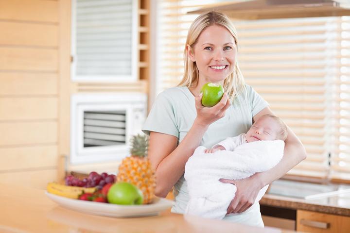 Питание при грудном вскармливании — важные аспекты