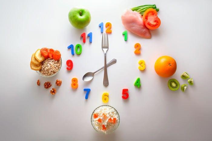 Дробное питание — разделяй и худей