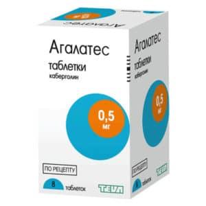 Таблетки Агалатес