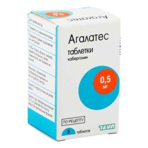 Препарат Агалатес