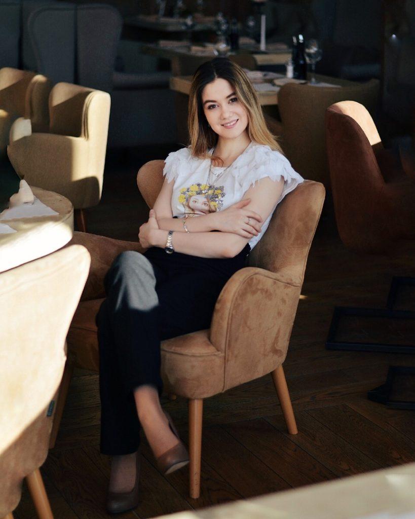Осмачкина Юлия, психолог