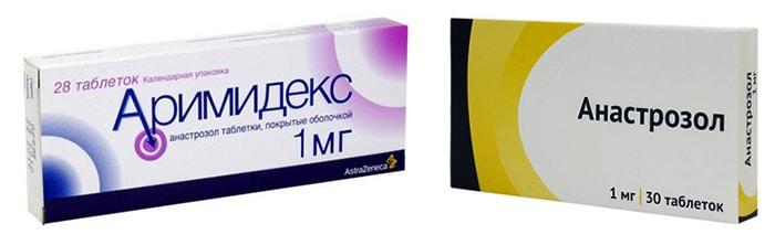 Что лучше: Аримидекс или Анастрозол