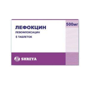 Лефокцин