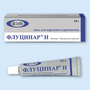 ФЛУЦИНАР Н