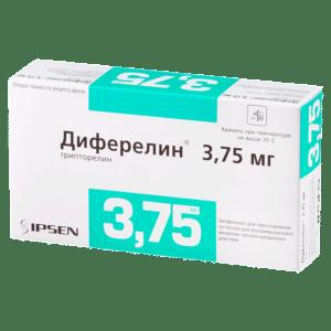Диферелин 3,75 мг