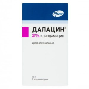 Далацин крем