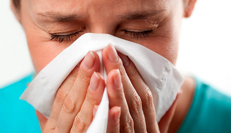 Аллергия — защитная реакция организма