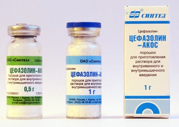 Цефазолин-Акос
