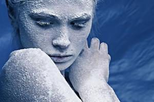 Первая помощь при замерзании и обморожении