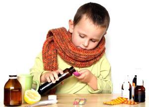 Лечение детей антибиотиками провоцирует ожирение