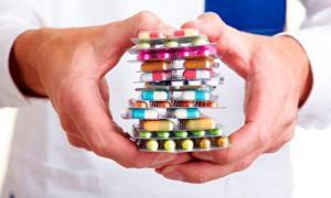 Запрет на ввоз лекарств в Россию