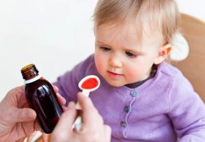 Аллергический кашель у ребенка: симптомы и лечение