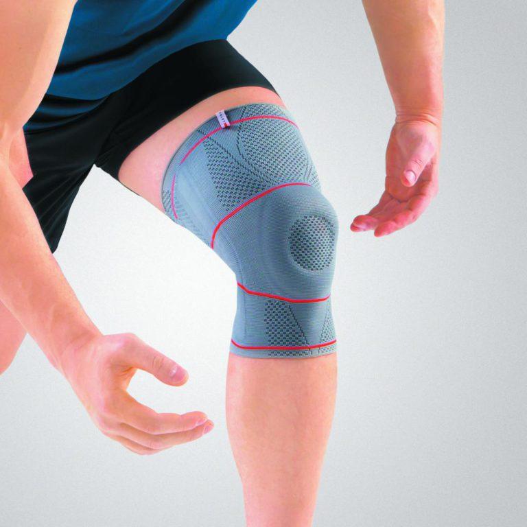 Бандаж на коленный сустав: как выбрать, как и сколько и носить