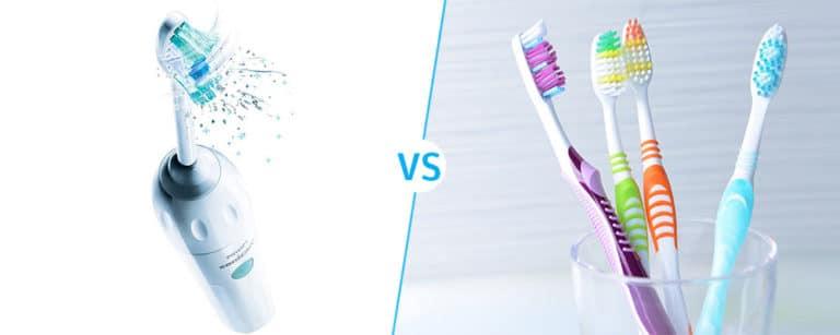 Электрическая зубная щетка: плюсы и минусы, какую выбрать