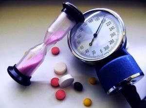 Лекарства для понижения давления
