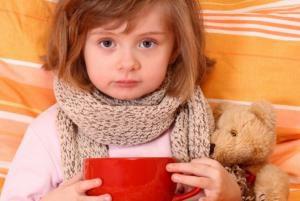 Простуда у детей: признаки, лечение и профилактика