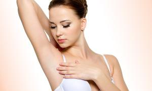 Как избавиться от запаха пота подмышками