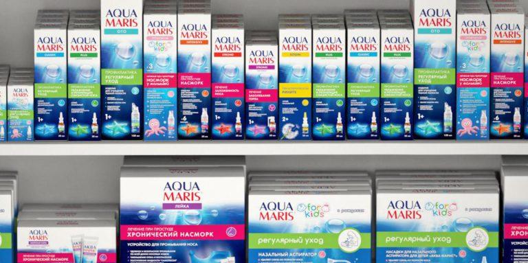 Линейка препаратов Аква Марис