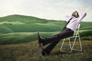Как расслабиться на работе