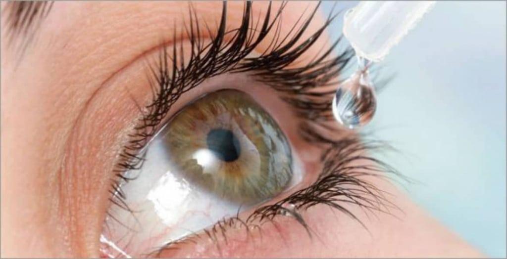 Глазные капли Окутиарз