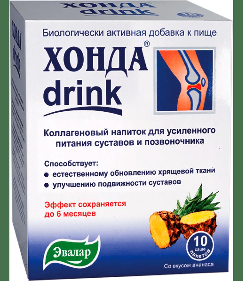 Хонда Эвалар напиток