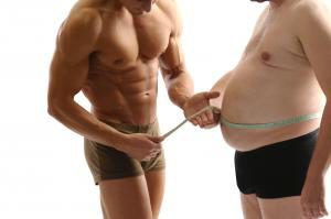 Пивной живот у мужчин: как убрать и причины