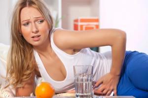 Что делать при пищевом отравлении