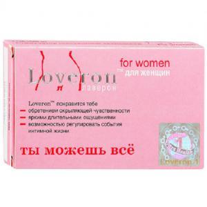 Лаверон для женщин