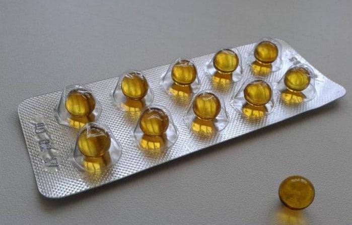 Польза витаминов Аевит