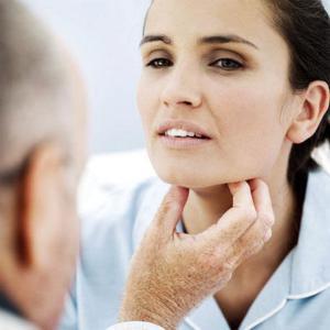 Щитовидная железа: нарушение работы, дисфункция, гиперфункция у женщин