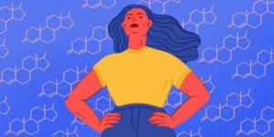 Тестостерон у женщин: повышенный, норма, пониженный уровень гормона, свободный и общий тестостерон