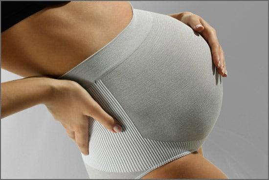 Компрессионное белье для беременных при варикозе