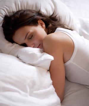 Сон сжигает калории
