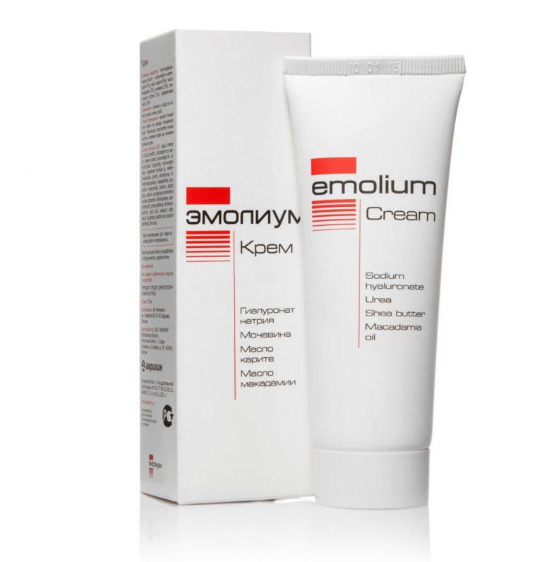 Эмолиум крем: инструкция по применению