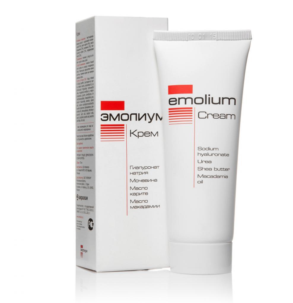 Эмолиум крем: инструкция по применению, состав и аналоги