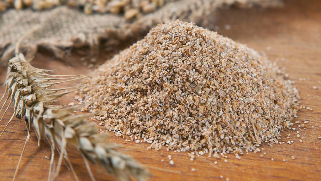 Пшеничная шелуха применение