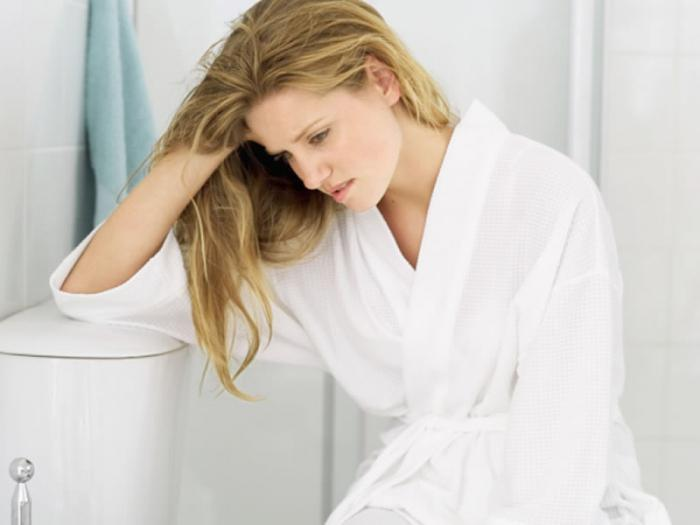 Симптомы геморроя у женщин
