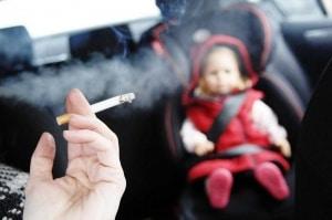 Родители-курильщики обрекают детей на проблемы с сердцем