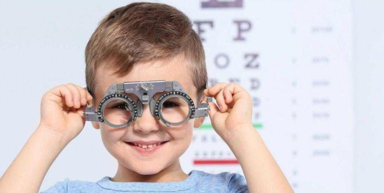 Лечение детской близорукости с помощью линз Myopilux Plus
