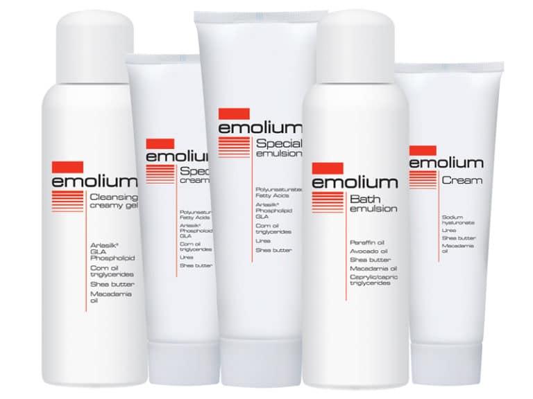 Эмолиум эмульсия