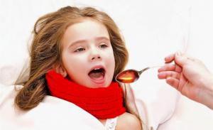 Кашель у ребенка без температуры: причины и лечение